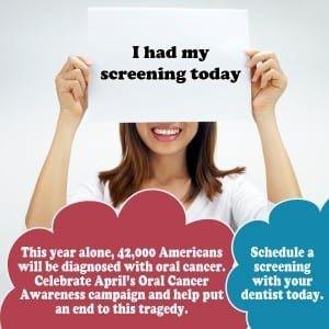 Dental Screening Awareness Image