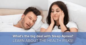 Sleep Apnea Awareness Banner