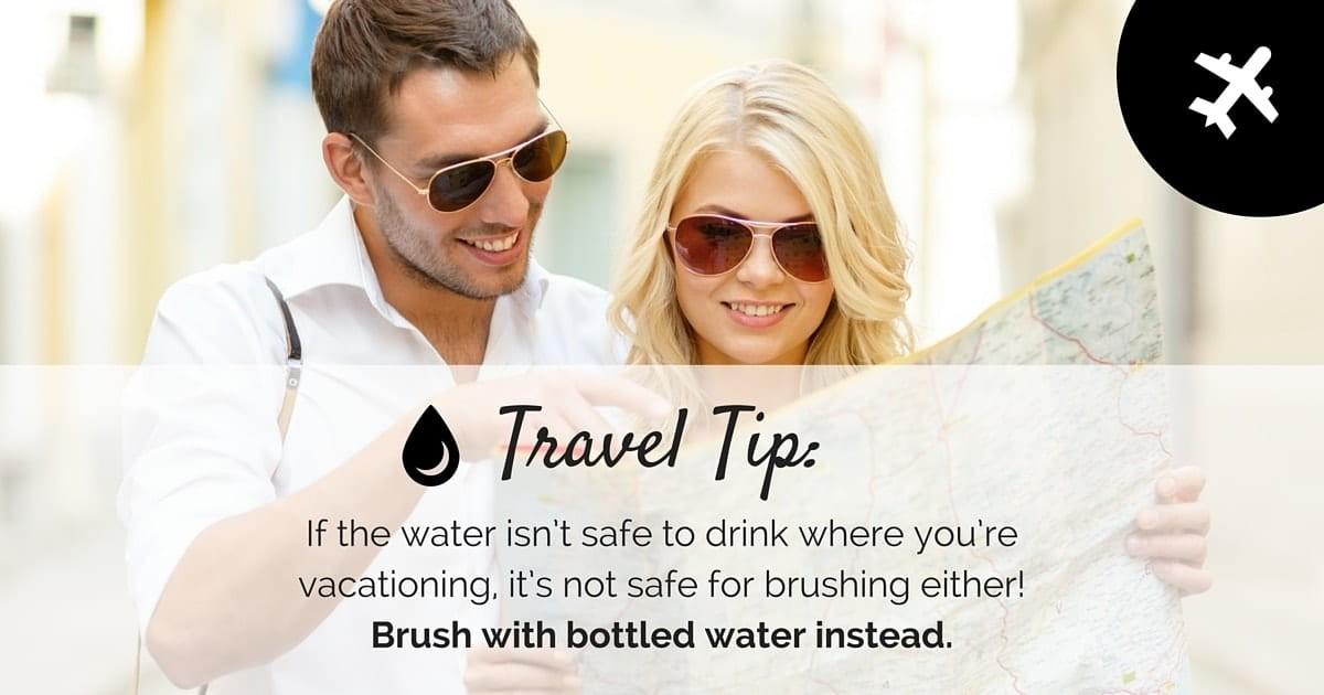 Travel Tip Banner